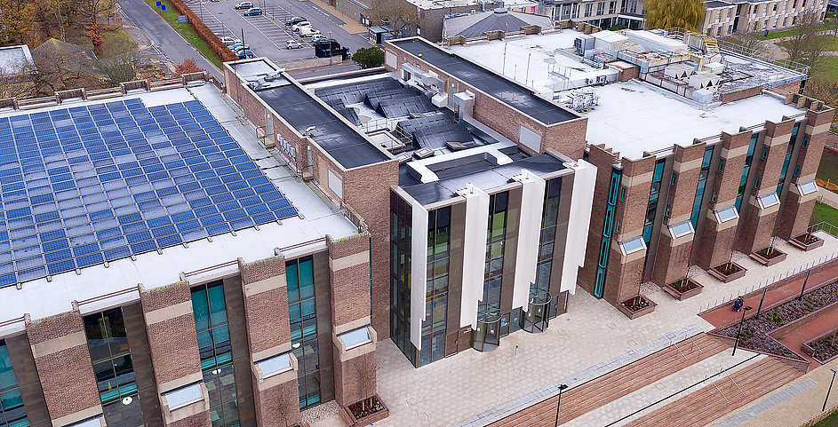 Building Survey at UKC Canterbury