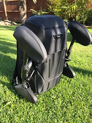 Awesome backpack for Inspire 1 and 2