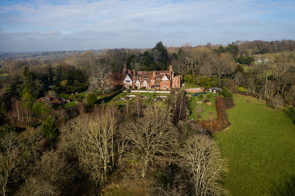 Drone Property Photo